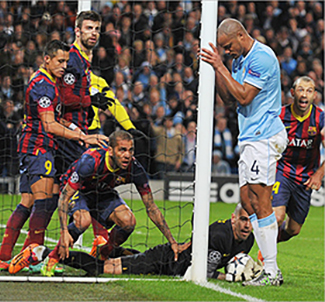 tab1 Fc Barcelona vs Manchester City